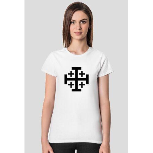 Krzyzowiec Krzyż jerozolimski