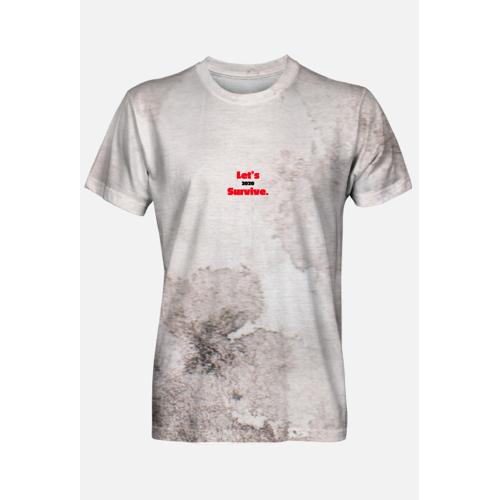 letssurvive Medic moon - kupując koszulkę wspomagasz walkę z covid-19 w postaci 19 zł!