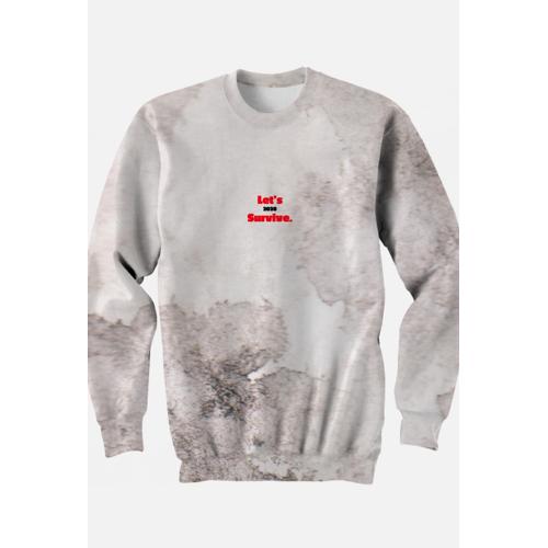 letssurvive Medic moon - kupując bluzę wspomagasz walkę z covid-19 w postaci 15 zł!