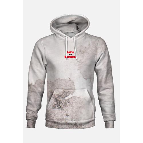 letssurvive Medic moon - kupując bluzę wspomagasz walkę z covid-19 w postaci 29 zł!
