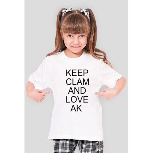 polska_dynia Keep clam and love ak