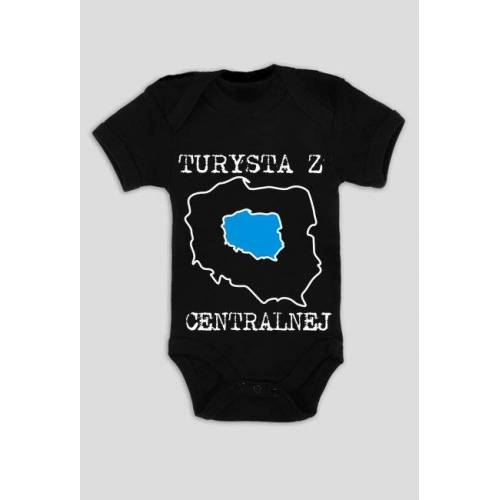 koperwear Turysta z centralnej - baby cz