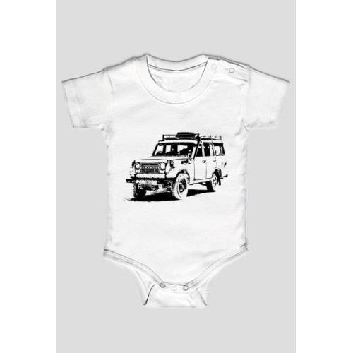 ontheroad Off road land cruiser young