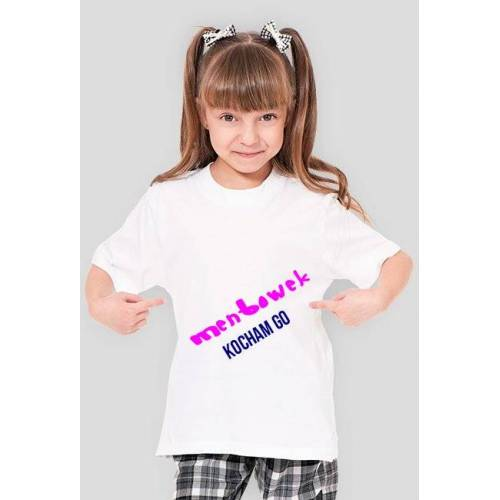 MenBowek Dla dziewczynek!