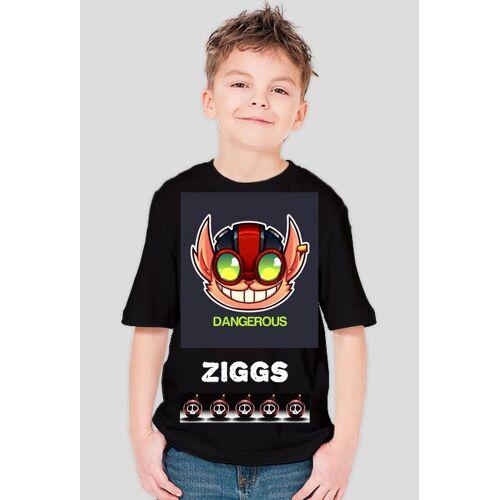 LoL-prywatne Ziggs na sylwester