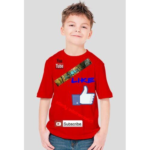 JackobeN Koszulka dziecięca-ogólna