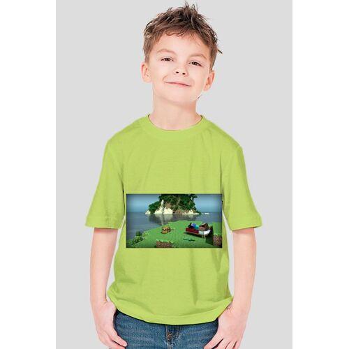 trek Koszulka  dla chłopców