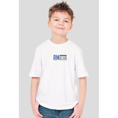 RMKlub T-shirt chłopięcy