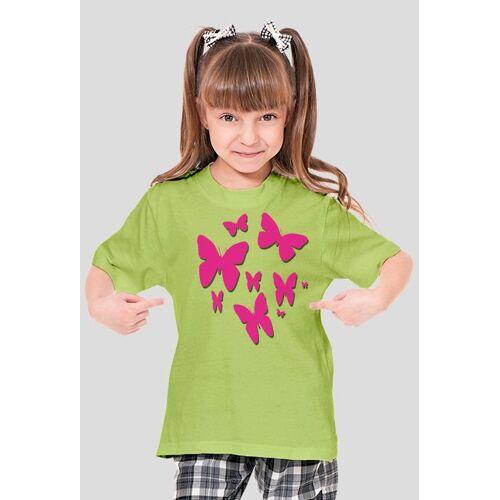 SeeYOU T-shirt dziewczęcy