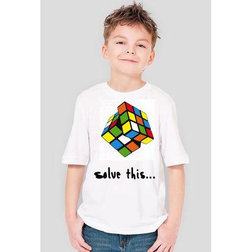 kostkirubika Dziecięca kostka 3x3x3 - solve this...