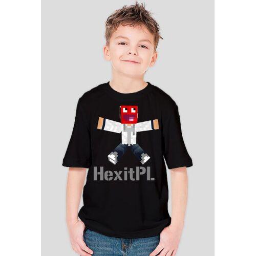 HexitPL T-shirt chlopiecy (a2)