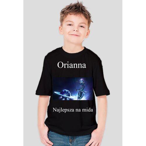LoL-prywatne Orianna