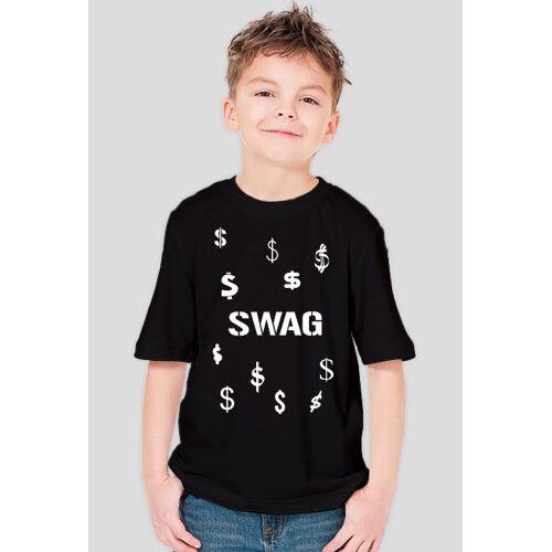 ST T-shirt swag dzieciecy