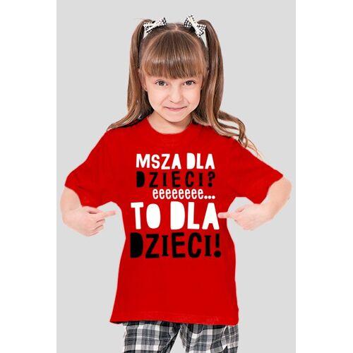 bezimprimatur Msza dla dzieci // czerwona jak cegła // dziewczyńska