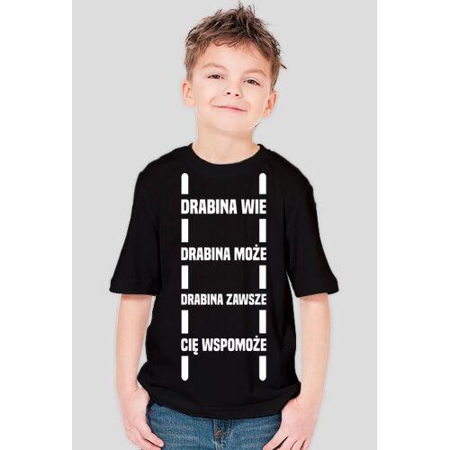 tivoltgames Drabina wie - koszula dziecięca męska