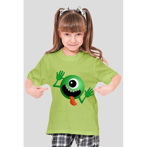 agi T-shirt dziewczęcy