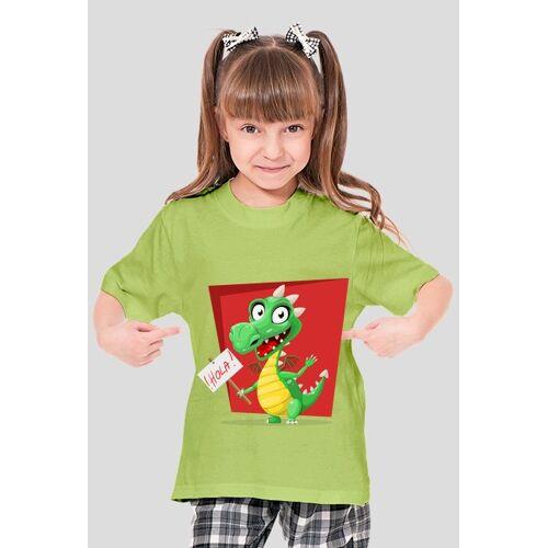 zenez Koszulka dziecięca smok