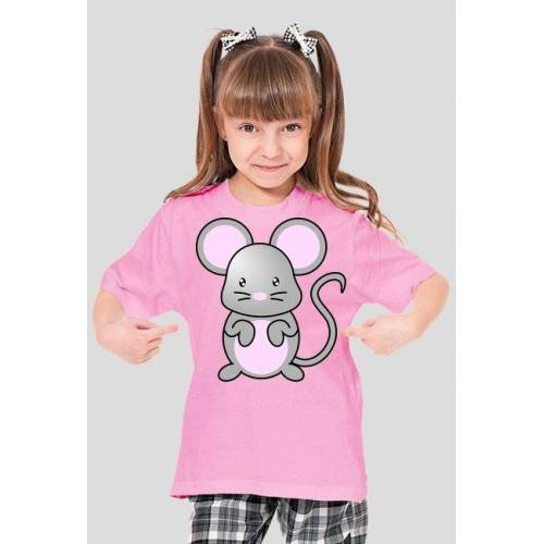 kiddo Mysz (dla dziewczynki)