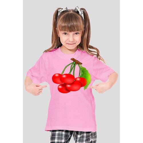 moje-dziecko Owoce wiśnia