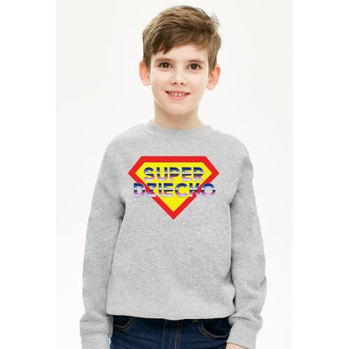 nadziendziecka Bluza super dziecko - dzień dziecka