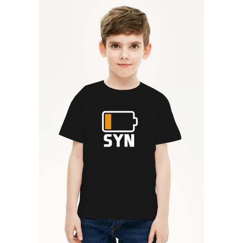 nadzienojca Koszulka dziecięca - baterie part 2