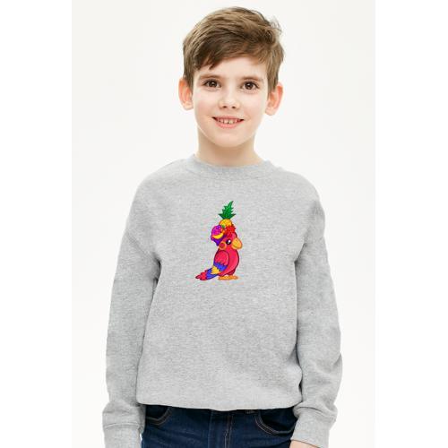 nsrf Bluza z papużką