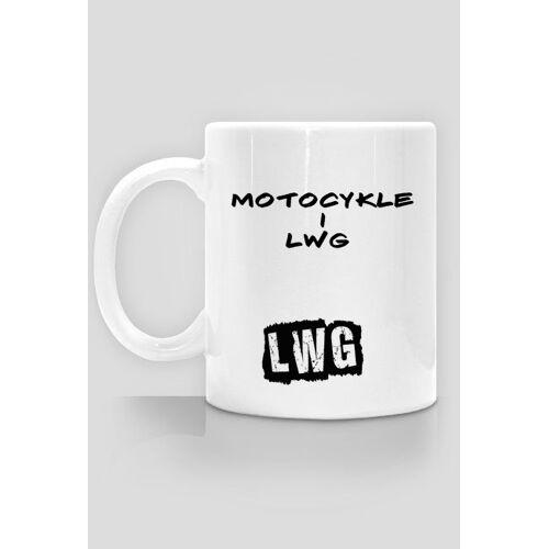 "motocykleilwg Kubek ""motocykle i lwg"""