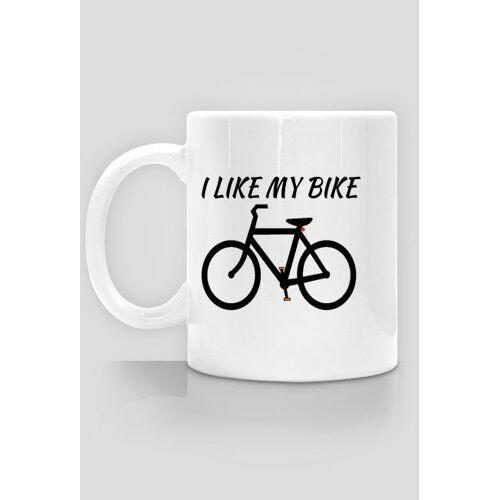 rowerowe I like my bike - kubek