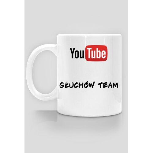 GluchowTeam Kubek - głuchów team