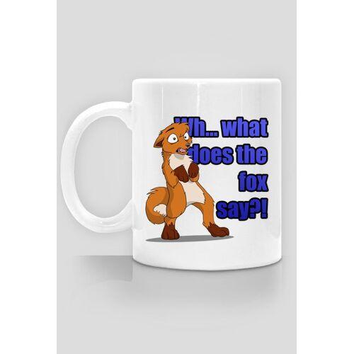 CoToMoto What does the fox say?! kubek - podwójny