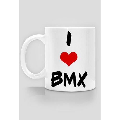 rowerowy I love bmx- kubek