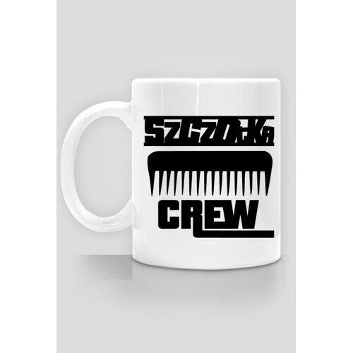 WitArtiK #szczotka_crew kubek