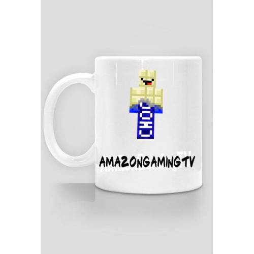 AmaZonGamingTV Kubek amazongamingtv