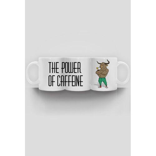 flowerbull The power of caffeine