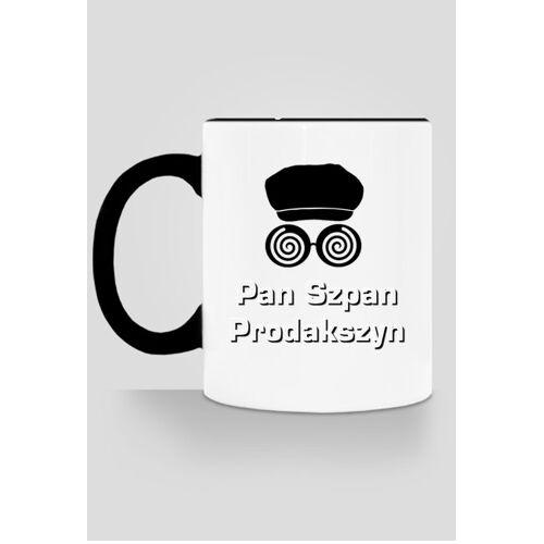 PanSzpan Prodakszyn kubek