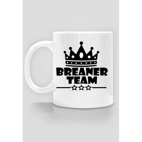 Breaner Kubek breaner team