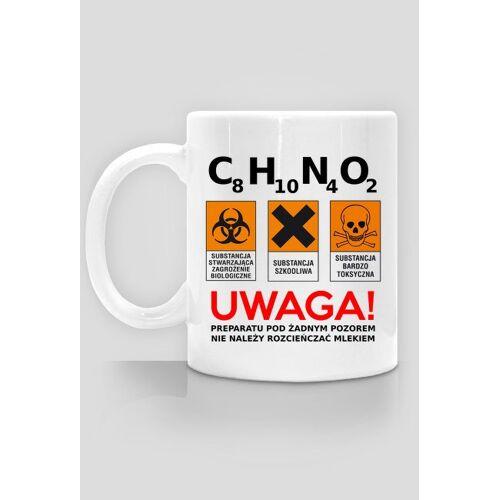 tsj Uwaga kofeina