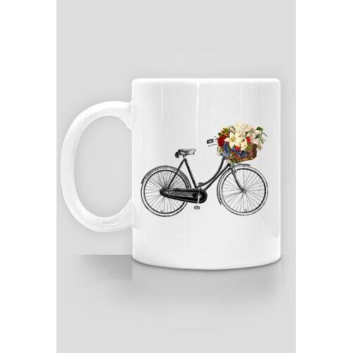 starepianino Kubek z rowerem
