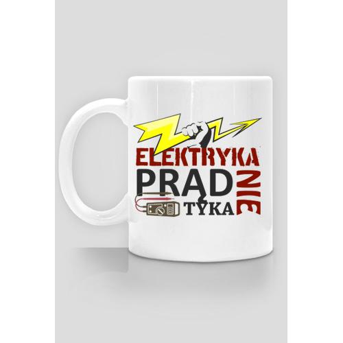 PrezentdlaElektryka Elektryk. prezent dla elektryka. koszulka dla elektryka. prąd, elektryczność. praca dla elektryka