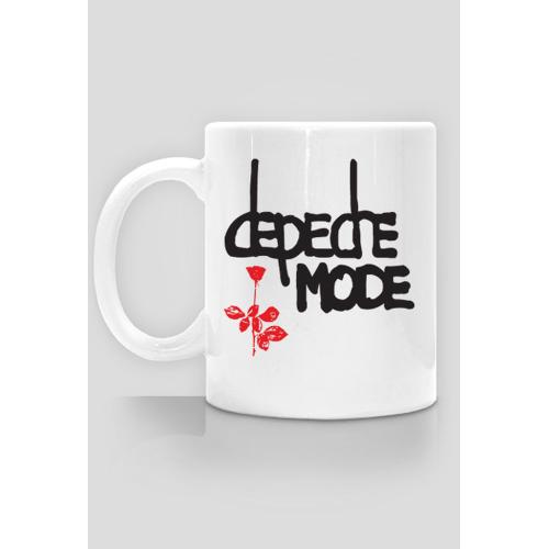 Muzykowo Depeche mode - kubek