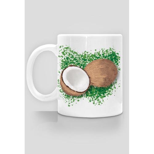 grafiturka Kokosowy kubek
