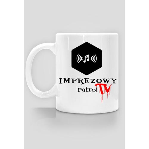imprezowypatroltv Kubek imprezowy patrol tv