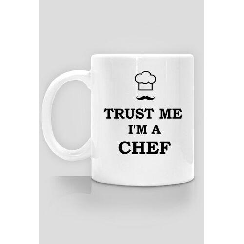 kubki Trust me, i'm a chef - kubek dla szefa kuchni