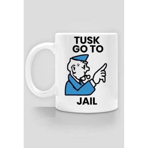 PolitycznePieklo Kubek przeciwko polityce - tusk go to jail