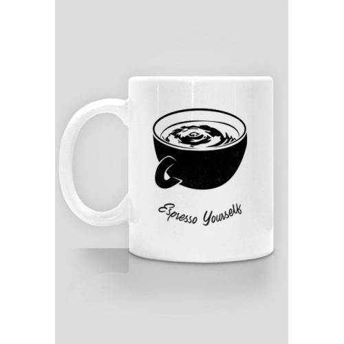 shortcut Kubek espresso yourself