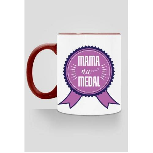 eterycznekoszulki Mama na medal