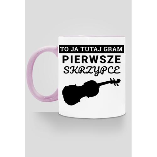 basedonyou Pierwsze skrzypce - kubek kolorowy