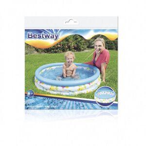 Bestway Basen dla dzieci Rybki 102 x 25cm
