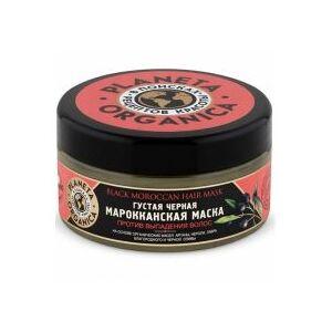 Planeta Organica Maska do wosw czarna przeciw wypadaniu 300 ml