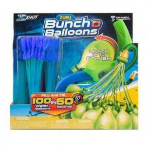 Tm Toys Buncho Ballons Wyrzutnia + balony mix kolorw Tm Toys